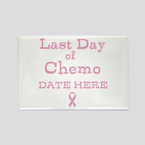Last Day of Chemo Magnets