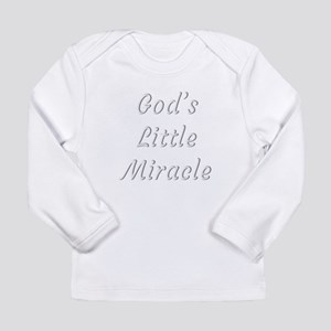 God's little miracle Long Sleeve T-Shirt