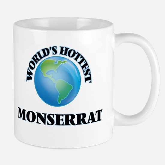 World's Hottest Monserrat Mugs