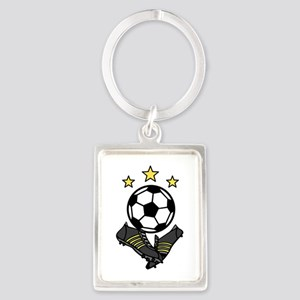 Soccer Cleats Keychains