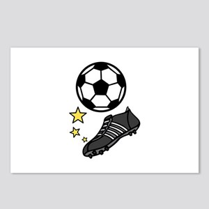 Ball & Shoes Postcards (Package of 8)