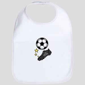Ball  & Shoes Bib
