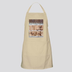 Touch of the Orient Apron