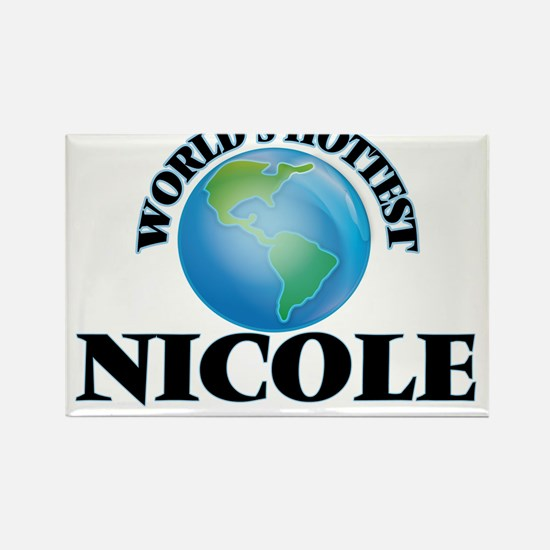 World's Hottest Nicole Magnets
