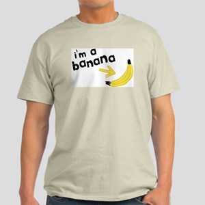 I'm a Banana - Light t-shirt