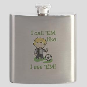 I Call Em Flask