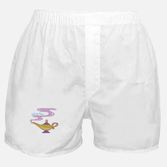 Set Me Free Boxer Shorts