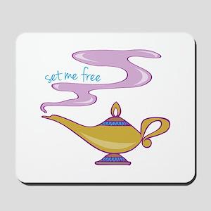 Set Me Free Mousepad
