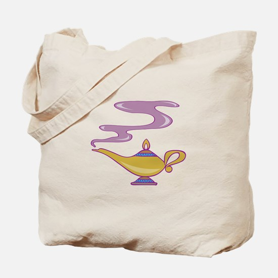 Magic Lamp Tote Bag