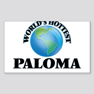 World's Hottest Paloma Sticker