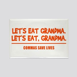 LET'S EAT GRANDMA. Magnets