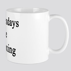 My Tuesdays Are For Boxing  Mug