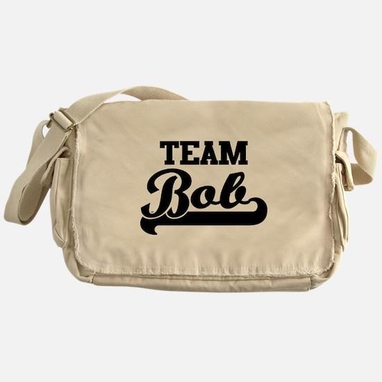 Team Bob Messenger Bag