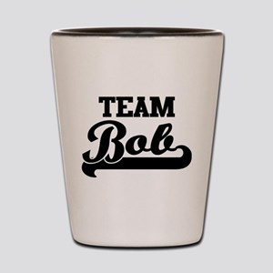 Team Bob Shot Glass