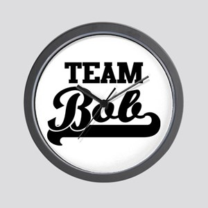 Team Bob Wall Clock
