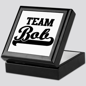 Team Bob Keepsake Box