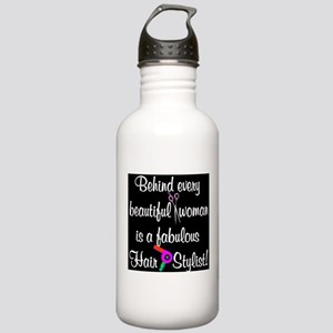 INSPIRING HAIR STYLIST Stainless Water Bottle 1.0L