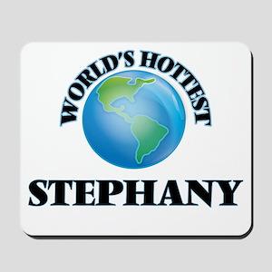 World's Hottest Stephany Mousepad