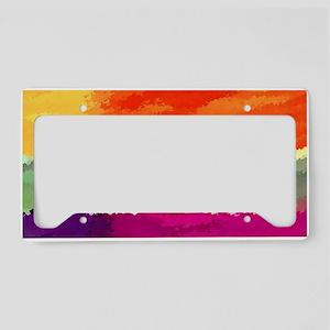 Elements License Plate Holder