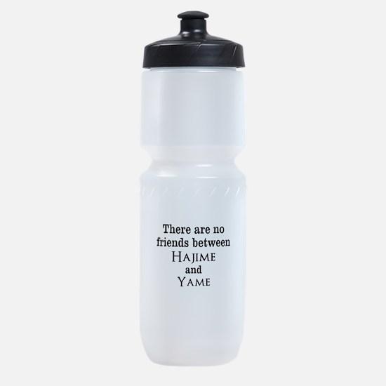 No Friends Sports Bottle