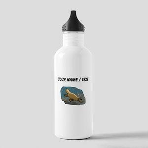 Custom Platypus Underwater Water Bottle