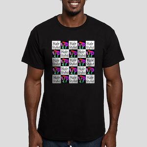FABULOUS HAIR CUT Men's Fitted T-Shirt (dark)