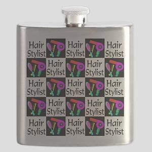 FABULOUS HAIR CUT Flask
