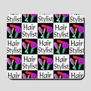 FABULOUS HAIR CUT Mousepad