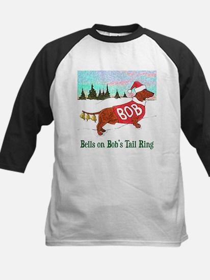 Bell on Bobs Tail Ring T-shirt design Baseball Jer
