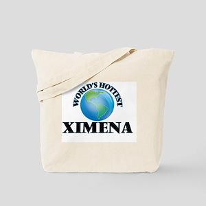 World's Hottest Ximena Tote Bag