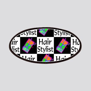 SIZZLING STYLIST Patches