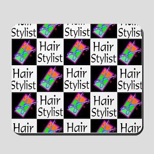 SIZZLING STYLIST Mousepad
