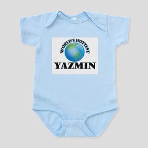 World's Hottest Yazmin Body Suit