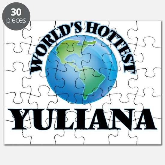 World's Hottest Yuliana Puzzle