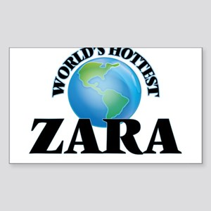 World's Hottest Zara Sticker