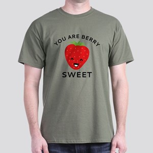 You Are Berry Sweet Dark T-Shirt