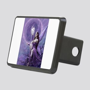 fairy and griffin Rectangular Hitch Cover