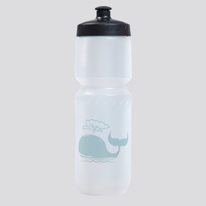 Spouting Whale Sports Bottle