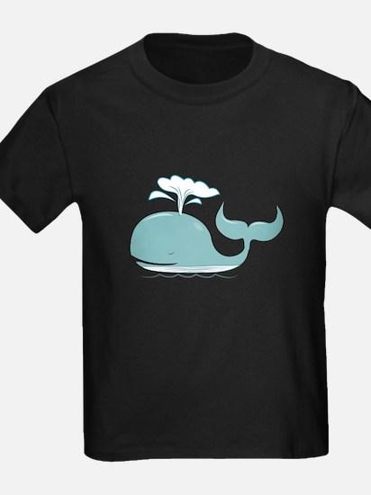 Spouting Whale T-Shirt