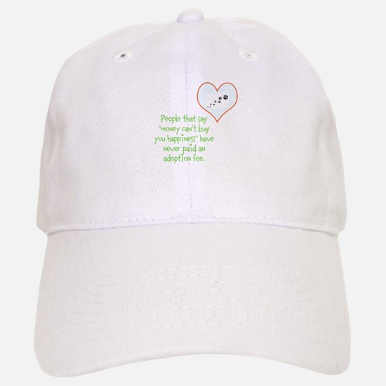 adoption happiness Baseball Baseball Baseball Cap