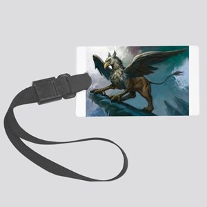 griffin Large Luggage Tag