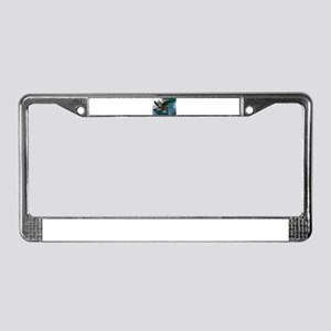 griffin License Plate Frame