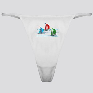 Three Yachts Racing Classic Thong