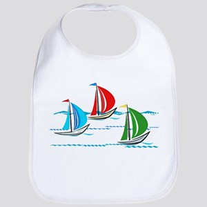 Three Yachts Racing Bib