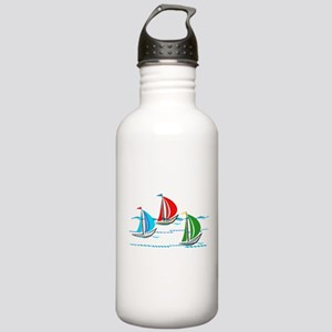 Three Yachts Racing Stainless Water Bottle 1.0L