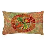 Celtic Autumn Leaves Pillow Case