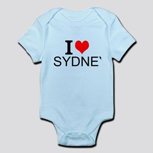 I Love Sydney Body Suit