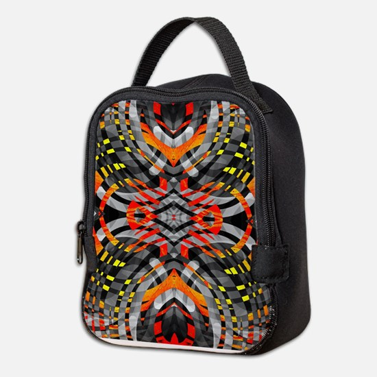 Arachnophobia Neoprene Lunch Bag