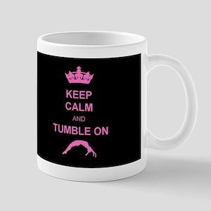 Keep Calm and Tumble on Mugs