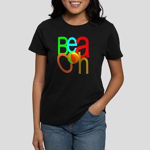 Beach Balls Women's Dark T-Shirt